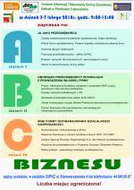 ABC Biznesu plakat