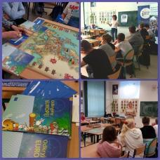 Lekcje Gomulin maj 2019