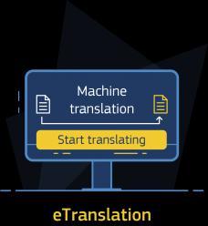 etranslation logo
