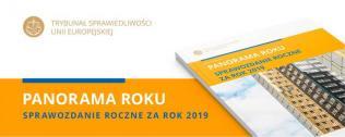 Raport TSUE 2019