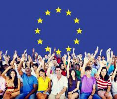 shutterstock 343068542 youth and Europe