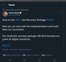 Twitter Michel