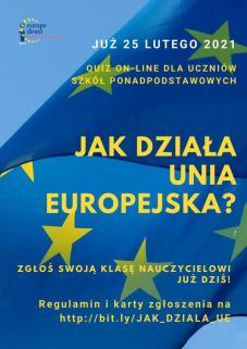 Jak działa Unia Europejska luty 2021 z datą small