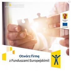 Otwórz firmę z funduszami UE