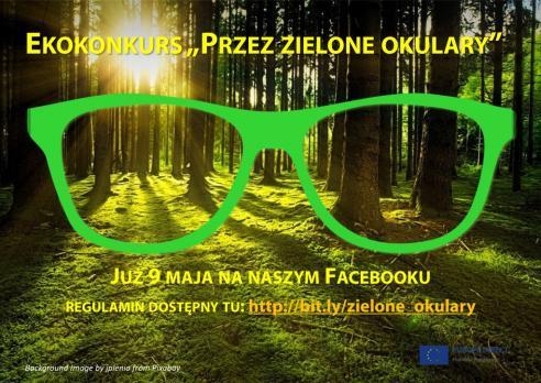 Przez zielone okulary grafila z regulaminem