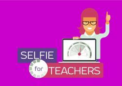 Selfie for teachers